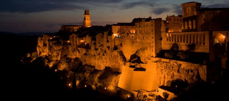 Pitigliano, the little Jerusalem