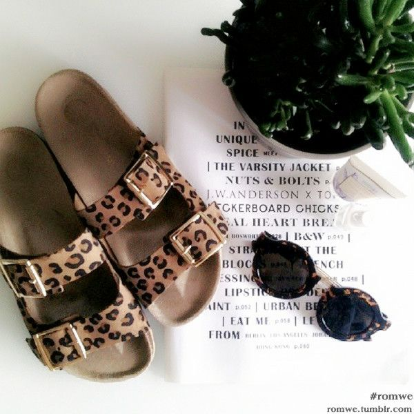 Leopard Burks.  I want these.
