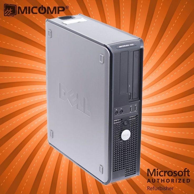 Fast Dell Desktop Computer PC Core 2 Duo 3.0 Ghz 8GB RAM 1TB Windows 10 64 WIFI…