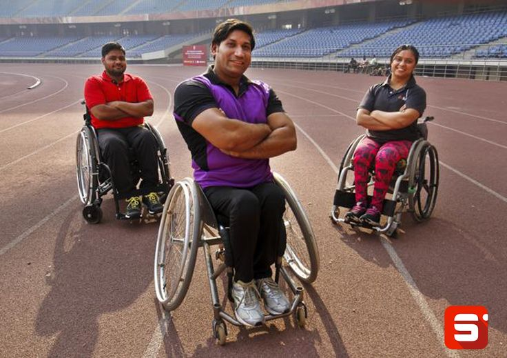 S Delhi Sporting heroes Neeraj Yadav, Pragya Ghildial, Sandeep Singh, Ankur Dhama and Ramkaran Singh eye big wins in Rio Paralympics. Thank you guys for showing us that no matter what, we can make our dreams come true.  #Sportido #rioparalypics #sportsnews #Neerajyadav #pragyaghildial #sandeepsingh #Ankurdhama #ramkaransingh