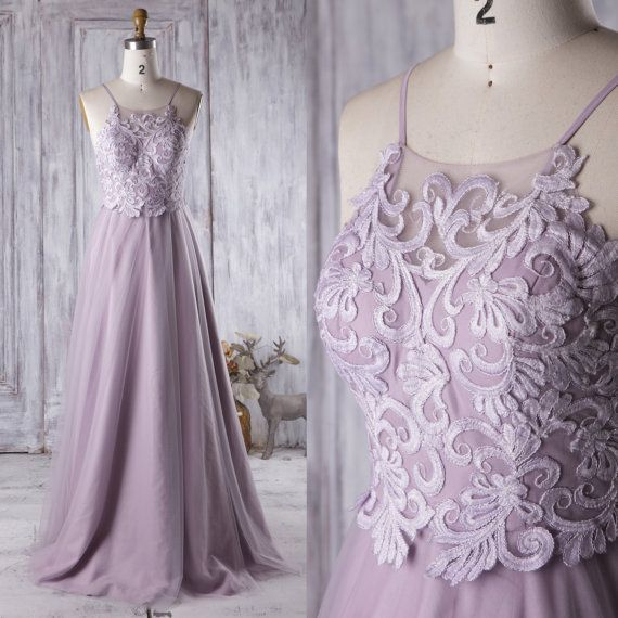 Hey, I found this really awesome Etsy listing at https://www.etsy.com/listing/467581201/2016-light-purple-bridesmaid-dress-long