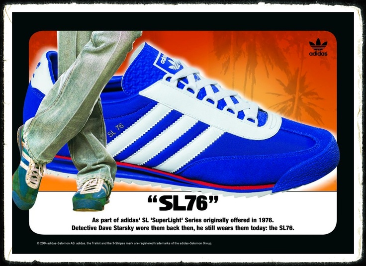 What kid didnt wear these back in the 70's. Made famous by starsky from starsky and hutch tv show