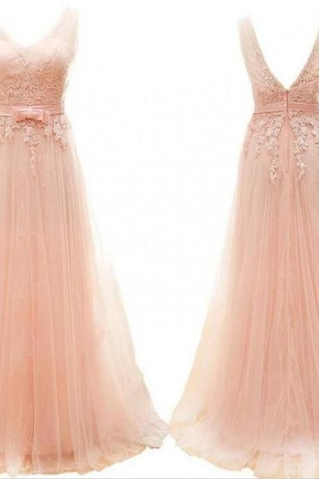 Blush Pink Prom Dresses,Ball Gown Prom Dress,Tulle Prom Dress,Simple Prom Dress,Tulle Prom Dress,Simple Evening Gowns,Cheap Party Dress,Elegant Prom Dresses,2016 Formal Gowns For Teens