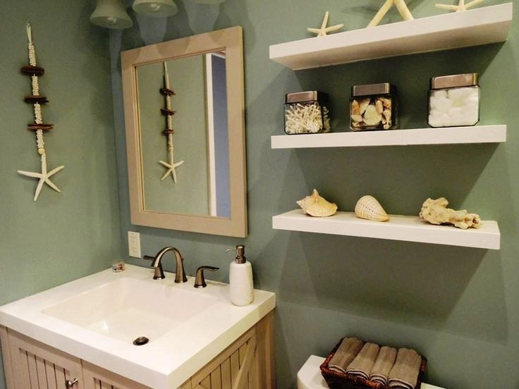 15 Beach Themed Bathroom Design Ideas: Best 25+ Sea Theme Bathroom Ideas On Pinterest