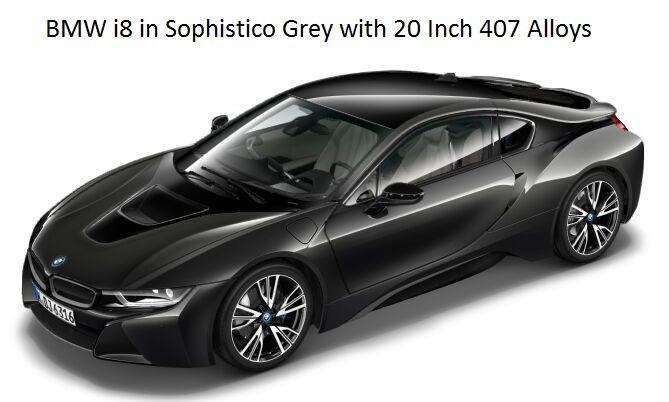 BME i8 Grey 470