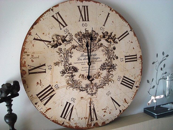les 25 meilleures id es de la cat gorie grandes horloges sur pinterest horloge mickey grandes. Black Bedroom Furniture Sets. Home Design Ideas