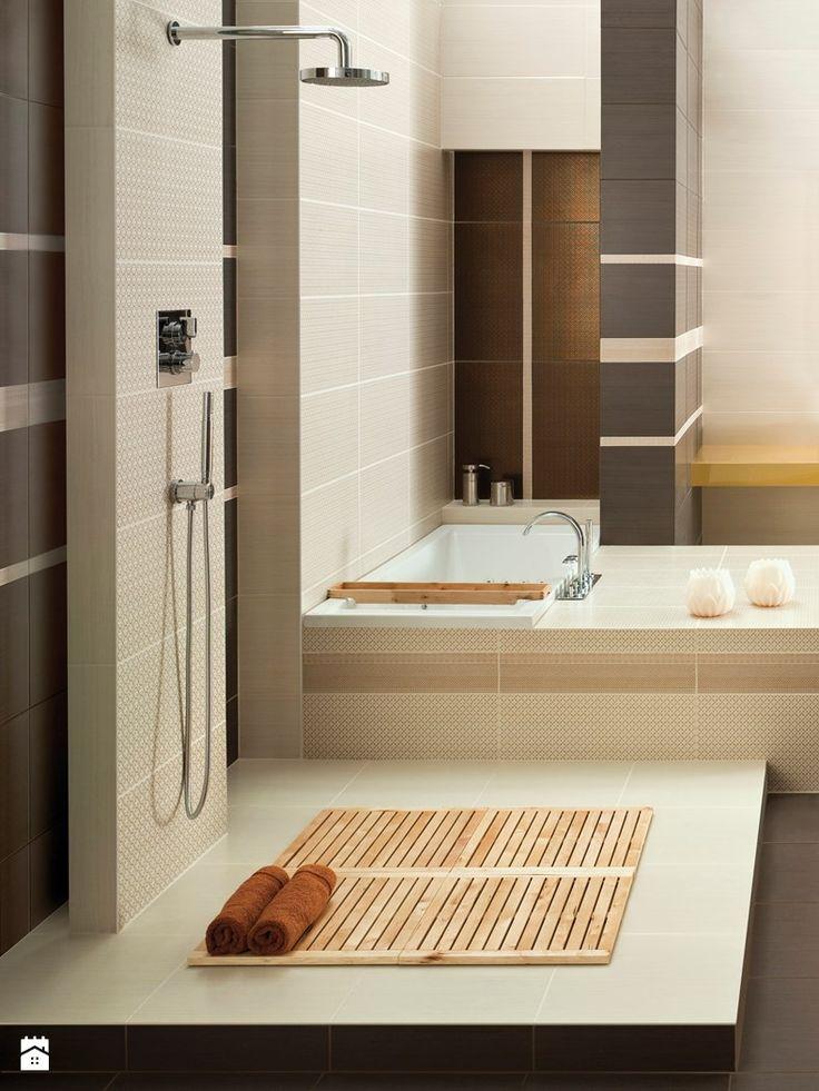 Łazienka styl Minimalistyczny - zdjęcie od Ceramika Paradyż - Łazienka - Styl Minimalistyczny - Ceramika Paradyż
