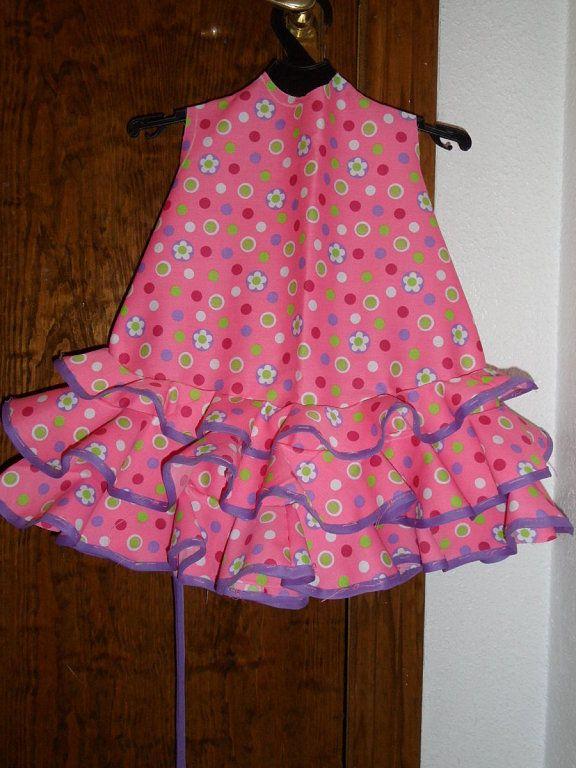 Komo hacer vestidos de niñas - Imagui