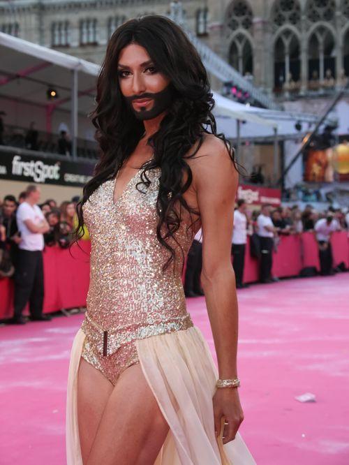 Conchita Wurst wird beim Eurovision Song Contest 2014 für Österreich antreten