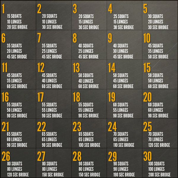 30 Day Butt Challenge | Are You Up For The Challenge?  @Tribesports