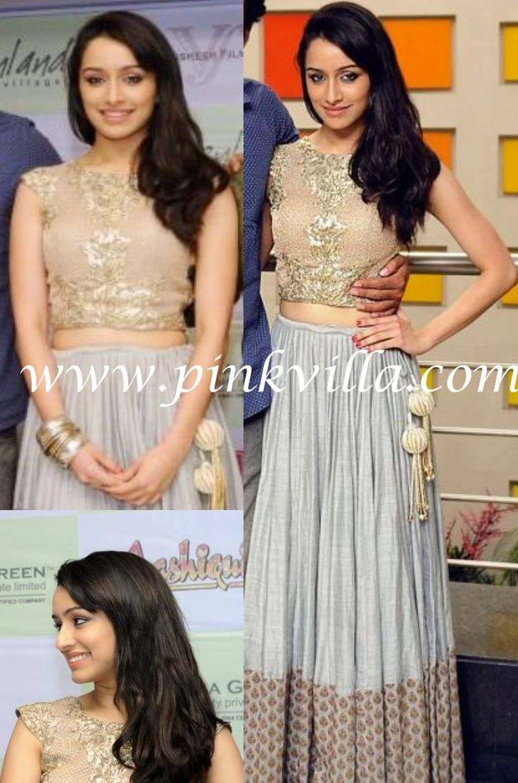 Shraddha Kapoor in Payal Singhal data-pin-do=