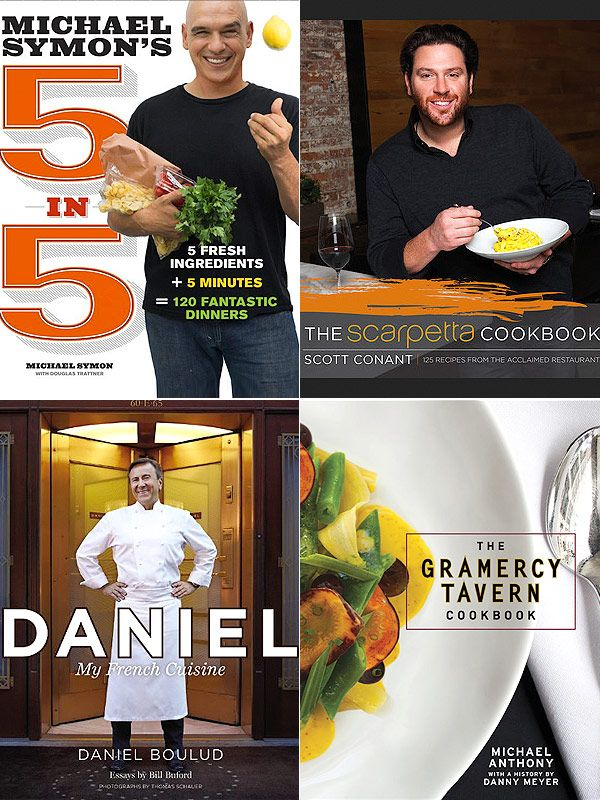 The Best Cookbooks of 2013—Chosen by Giada, Bobby, Guy andMore!