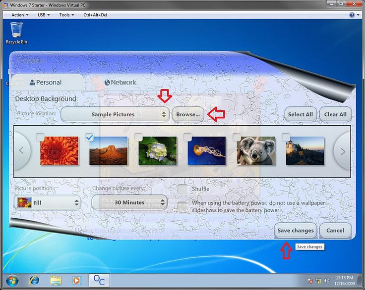 Best 25 change desktop background ideas on pinterest - Windows 7 wallpaper changer software ...