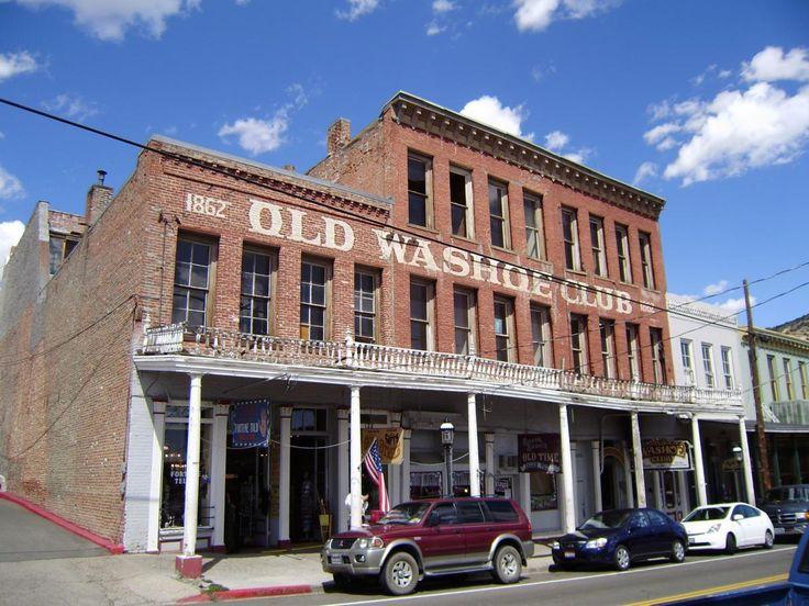 Historic Virginia City Nevada | Heart of the Comstock Lode