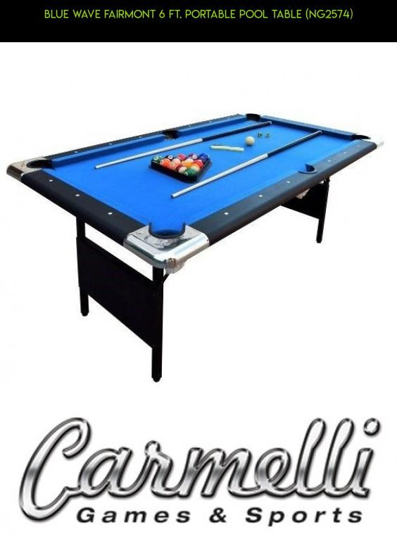 Blue Wave Fairmont 6 ft. Portable Pool Table (NG2574) #parts #camera #plans #drone #kit #fpv #technology #tech #pools #gadgets #racing #products #shopping #6ft
