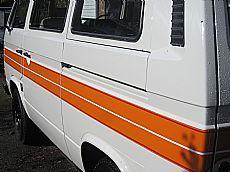 Strathpeffer VW Campervan Hire - VW Campervan Hire Highlands
