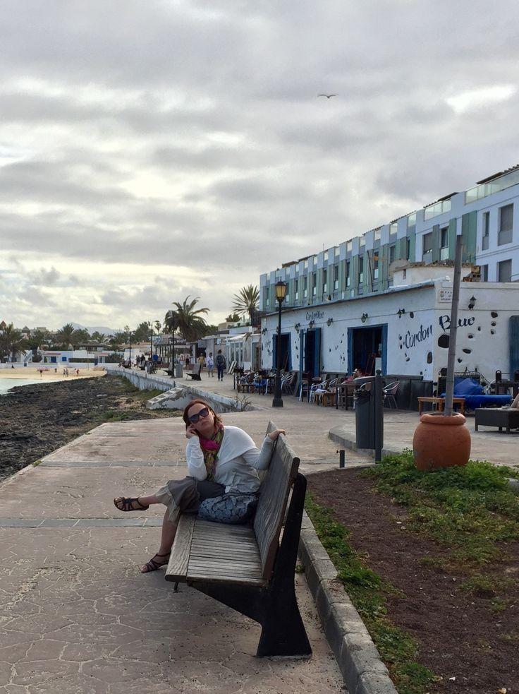 Corralejo . Fuerteventura