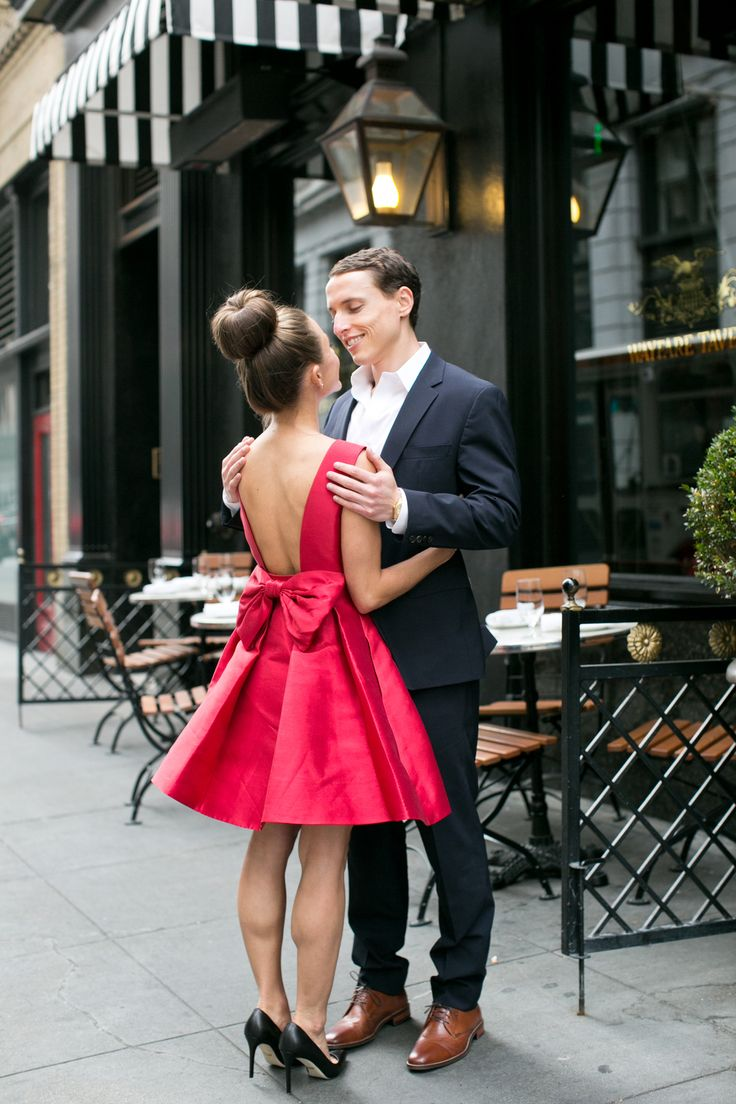 kate spade red bow dress / josh greutzmacher photography