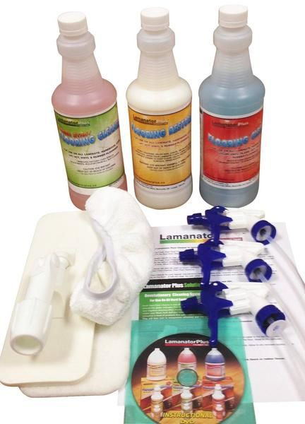 All Laminate Floor Cleaning Products By Lamanator Plus