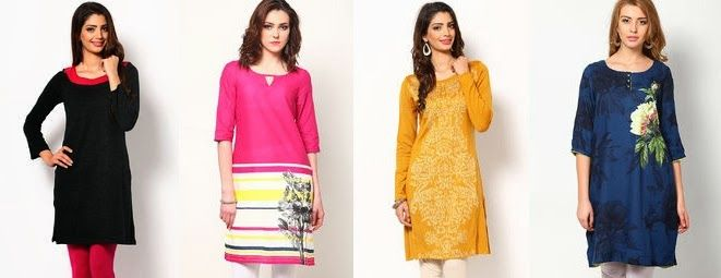W Winter Kurtas for women- must-have this winter