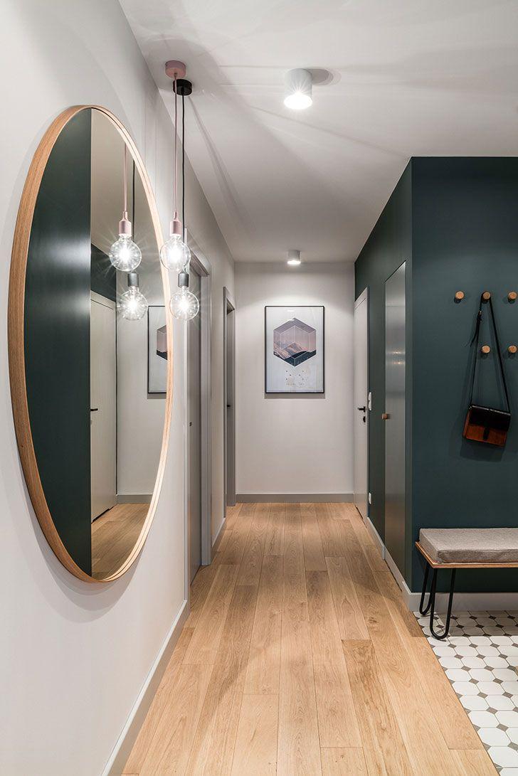 Квартира в скандинавском стиле для молодой пары в Польше (70 кв. м) | Пуфик - блог о дизайне интерьера