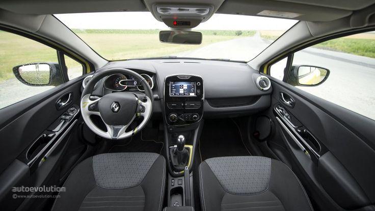 2013 RENAULT Clio 4 interior
