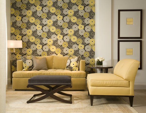Grey And Yellow Living Room Ideas YellowGrey Interior3 Tim