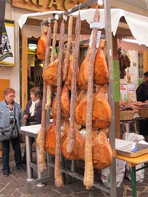 Camigliatello silano, Calabria, Italy - Festa of chestnuts and potatoes