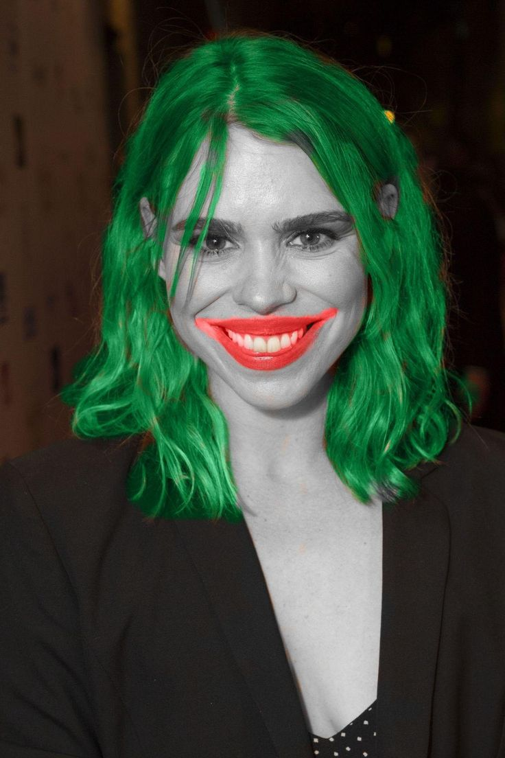 Billie Piper Is Joker