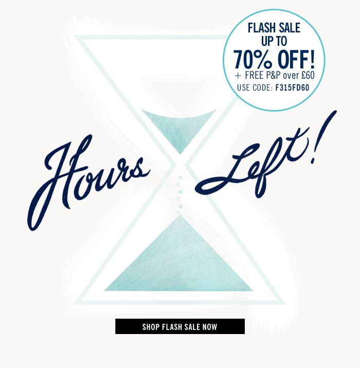 Flash Sale Tick Tock