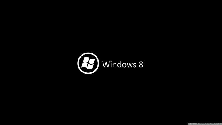 Windows On Black HD desktop wallpaper High Definition