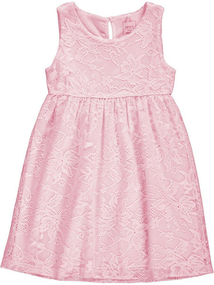 Kanten jurk Andrine van Name it, maat 104-134/140, €29,95  http://www.blauwlifestyle.nl/nl/kinderkleding.html?merken=150
