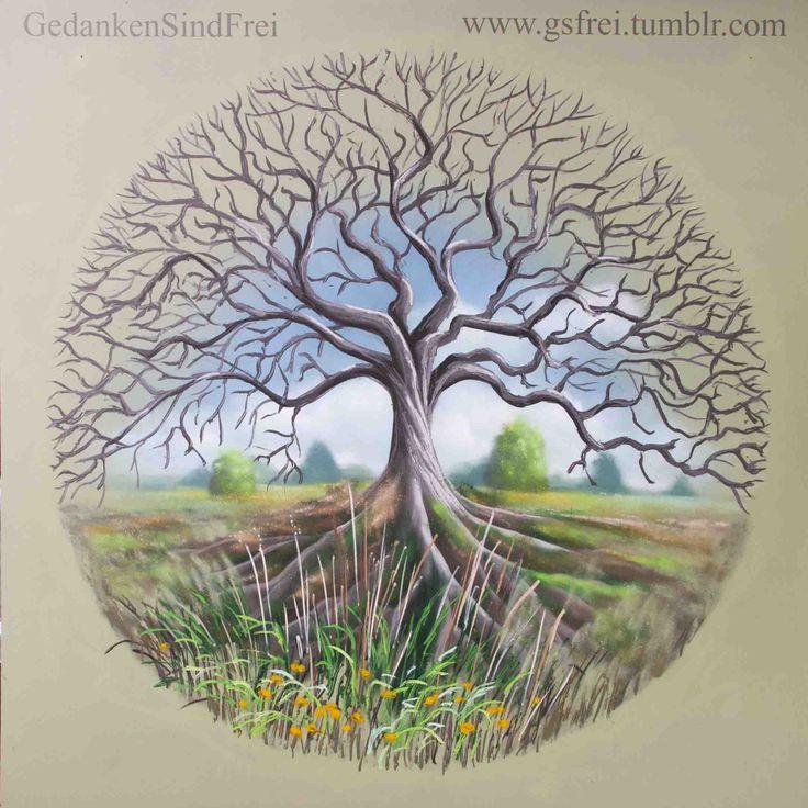 Baum des Lebens tree of life Tree of life art Tree of