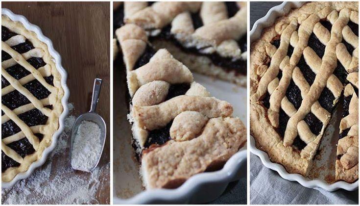 Come preparare una crostata dal sapore della tradizione, alta e soffice con un pizzico di lievito. La ricetta di Barbara della Trattoria da Vasco in Toscana.