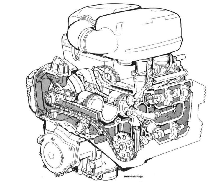 2137 best Motorcycle engine images on Pinterest