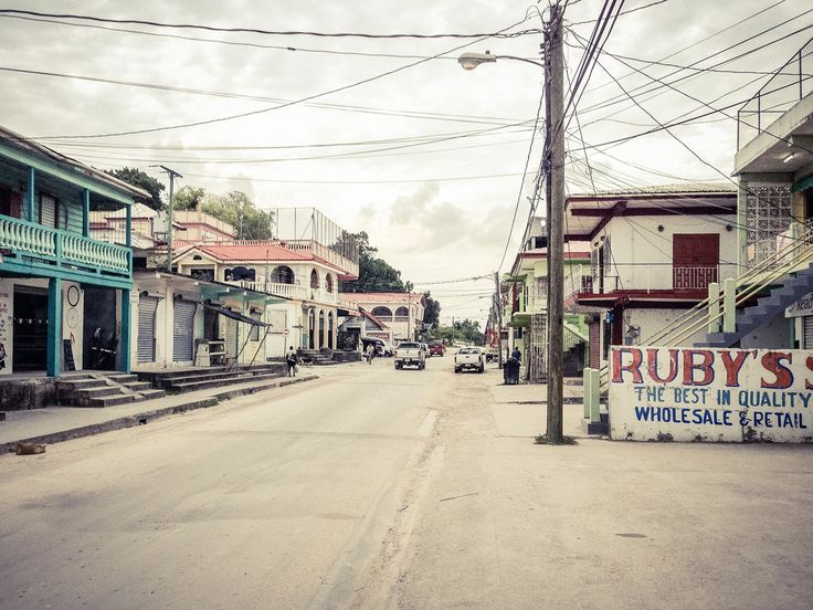 Orange Walk Town, Belize