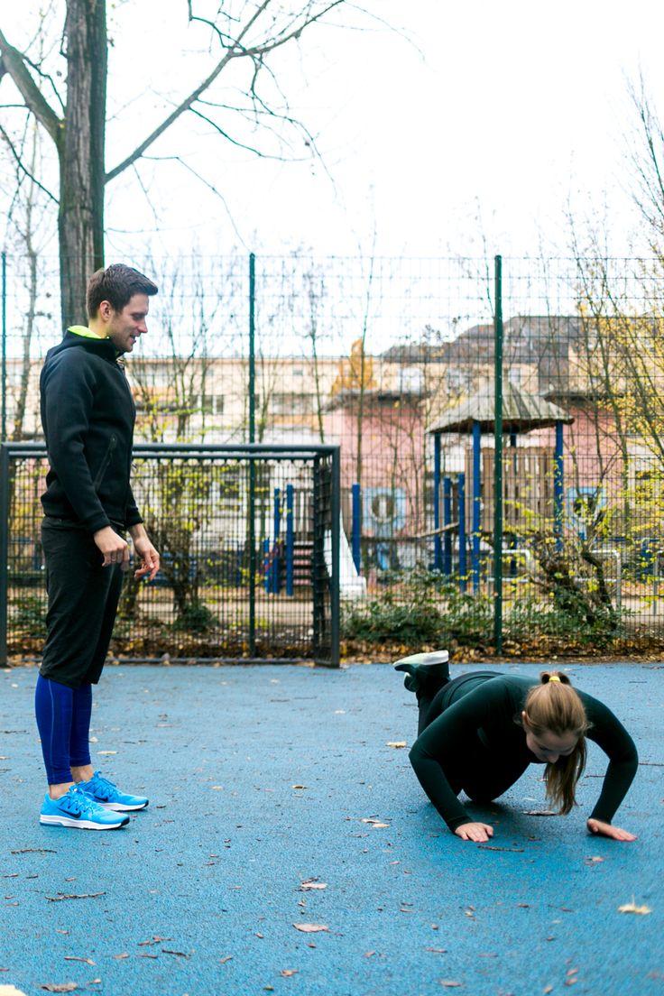 Heute auf dem Blog: Wie der Sportfreak einen Monat lang versucht den Sportmuffel zu motivieren...