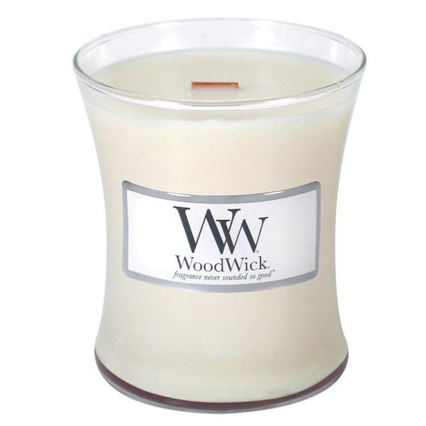 WoodWick Vanilla Bean Scented Candle – Just Scented Candles
