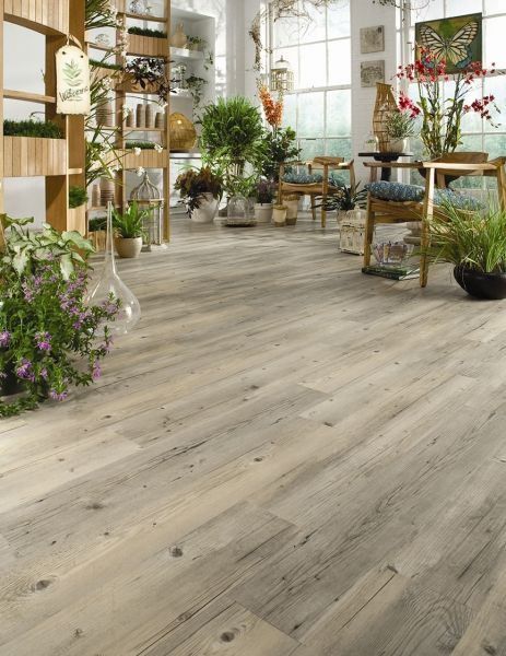 Vinyl flooring option. Hartsfield commercial grade floor from Belgotex