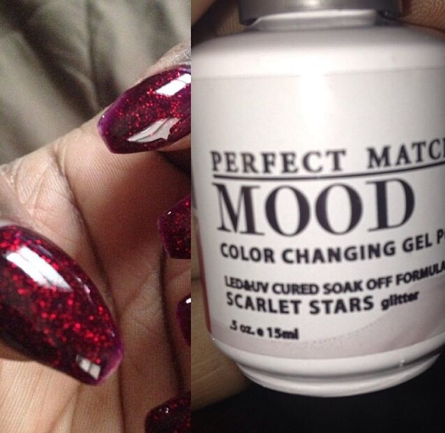 Best 25+ Mood Changing Nail Polish Ideas On Pinterest