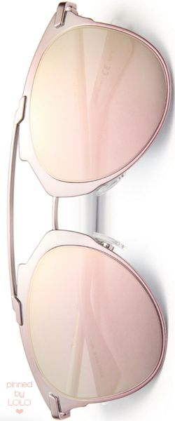 Dior Reflected 52MM Modified Pantos Sunglasses   LOLO❤︎