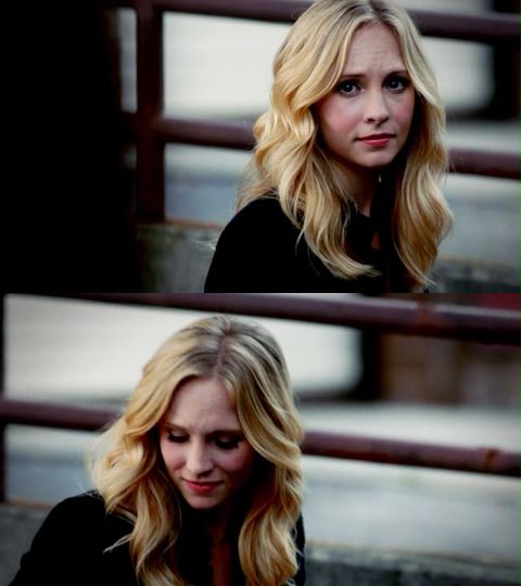 Love the style of her curls. Caroline Forbes (Candice Accola) on The Vampire Diaries.