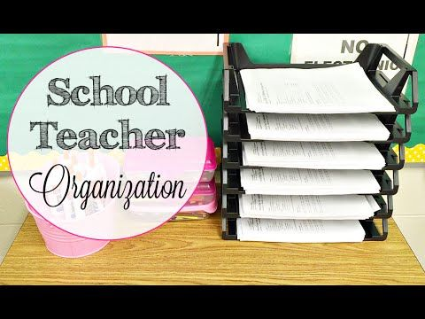 School Teacher Organization!