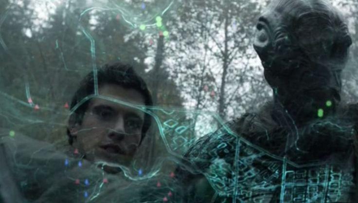 Hal and Shaq, Falling Skies