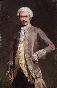 Costume baroque masculin