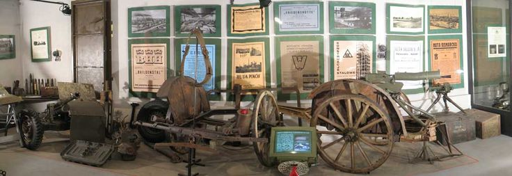 War Industry in Silesia in the 19thand 20th century .:Silesian Museum :.