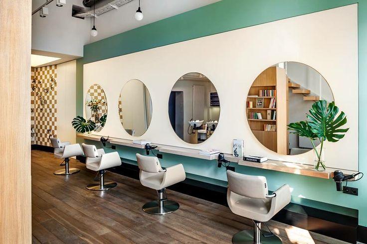 Zakład fryzjerski by Mood Works