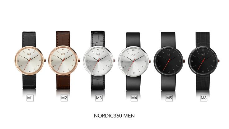 THE MENS SERIES IN OUR NEWEST COLLECTION - THE NORDIC360  CHECK OUT OUR INDIEGOGO CAMPAIGN