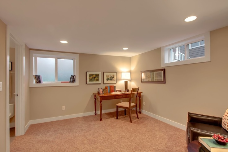 Heaton Dainard flipped another house in Greenwood Seattle.. check out the office!