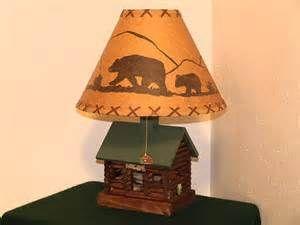 7 best log cabin lamps images on pinterest log homes log cabin a neat lamp aloadofball Gallery